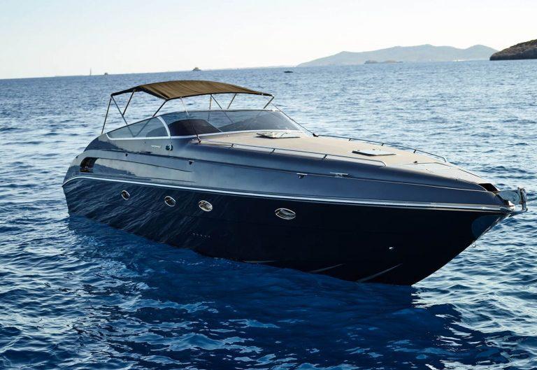 Performance yacht hire charter ibiza formentera juanyandrea pacha